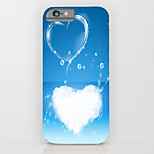 Colorful Love Pattern PC Phone Case Hard Back Case Cover for iPhone5/5S