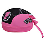 Cheji Gear Devil Bicycle Headband Bandana Pirates Scarf Bike Hats Cycling Head Wear Cap