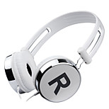 3.5mm Connector Wired Headphones (Headband) for Computer