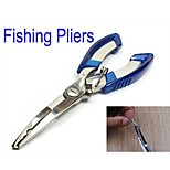 6.3inch Stainless Steel Fishing Pliers Scissors Line Cutter Remove Hook Tackle Tool