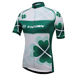 Summer XINTOWN Pro Team Cycling Bike Bicycle Short Sleeve Jersey Shorts Breathable Short Jersey