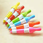 5PCS Creative Stationery Telescopic Bowling Ball Pen Bowling Telescopic Pen (Style random)