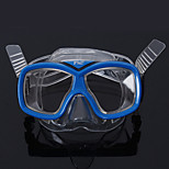 PVC Material Diving Mask for Diving/Swimming Yellow,Red,Green,Blue,Orange