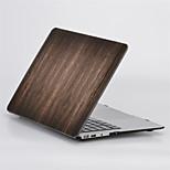 Holzmaserung Design matt hart Ganzkörper-Kastenabdeckung für MacBook Air 11