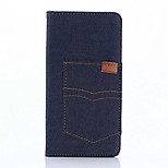 Leather Cases With Stand Special Design Case Cover Simple PU Mobile Phone Shell Sony X/Xa Assorted Colors