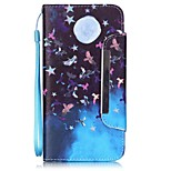 EFORCASE® Moon Painted Lanyard PU Phone Case for iphone6S plus/6plus/6S/6