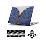 3 in 1 Bull-puncher Design Full Body Case+ Keyboard Cover+ Dust Plug for Macbook  Pro 13