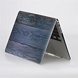 grano de madera de diseño mate cubierta de la caja de cuerpo completo dura para el aire del macbook macbook 11