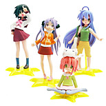 LuckyStar Izumi Konata 10CM Anime Action Figures Model Toys Doll Toy