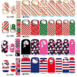 1PC Hellokitty The Cat In The Second Quarter All Posted 14 To Stick Nails Stickers