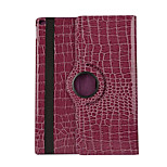 360 Degree Crocodile Pattern PU Leather Flip Cover Case for iPad Air (Assorted Colors)
