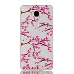 The Plum Blossom Luminous Dream Catcher Pattern Sofe TPU Case for Huawei Honor 5X