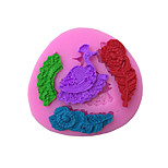Peacock Style Sugar Candy Fondant Cake Molds  For The Kitchen Baking Molds