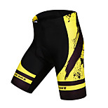 WOSAWE Men's Fitness Cycling Shorts 3D Padded Cool Gel Bicycle Bike Mtb Under Sport wear