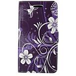 Kotelo samsung galaxy s7 s8 violetti orkidea täydellinen suojakotelo kortilla ja telineellä s4 mini s5 s5 mini s6 s6 reunus