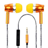 3.5mm Wired  Earbuds (In Ear) for Computer