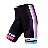 WOSAWE Women's Cycling clothing Gel Padded Cycling Shorts Bike Shorts Team bike bicycle Sportwear