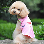 Cute Cartoon Pet Vest
