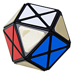 Lanlan 12-axis 14-sided Magic Cube Funny Professional Special Shape Toys Black Edge
