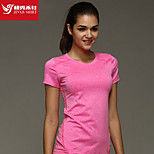 Women's T-shirt Sport Breathable / Sweat-wicking / Soft  Yoga / Pilates / Fitness / Running-