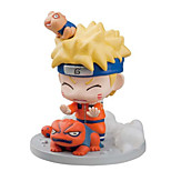 Naruto Anime Action Figure 5CM Model Toy Doll Toy (6 Pcs)
