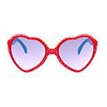 Kids Loving Heart Photochromic 100% UV Butterfly Full-Rim Cat-Eye Sunglasses Style(Random Color)