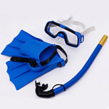 PVC Material Snorkeling Packages for Diving/Swimming (Random Colors)