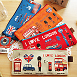 Pencil Bag, Stationery Bag Over London Oxford Cloth