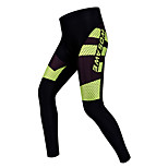 WOSAWE Cycling Tights Quick Dry Cycling Pants Bike Bicycle Long Pants Thin Trousers Hip Protective Pad Padded Sportswear