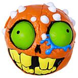 Madhedz 2 Layers Magic Cube Funny Toys Crazy Skull Orange
