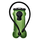 3L Hydration Pack & Water Bladder Camping & Hiking / Cycling/Bike Outdoor Compact Dark Green EVA