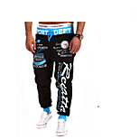 Running Bottoms / Pants Men's Breathable / Quick Dry Nylon Fitness / Leisure Sports / Running Sports LooseIndoor / Outdoor clothing /