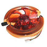CPU Fan Heat Sink Dual-Platform Compatible Intel AMD LGA775 / 754/1156 Desktop CPU Processor Fan