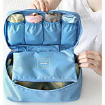 Fashion Portable Fabric Packing Organizer/Travel Storage for Travel 16*13*12cm