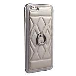 nueva creativa de un brazalete de TPU teléfono celular de concha blanda adecuada para iPhone6 más / 6s plus