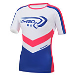 XINTOWN Women's Cycling Jersey Bicycle Clothing Short Sleeve T-shirt