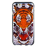Lion Series Calm Eyes IMD Printed TPU Soft Back Cover for iPhone 6/6S(Assorted Colors)