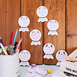 1PC Doll Convenient Post N Times Stick Student Office Sticky Note