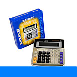 1PC High Quality Classic Computer Button Calculator Desktop Solar Calculator (Style random)