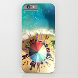 Figure Pattern PC Phone Case Hard Back Case Cover for iPhone5/5S