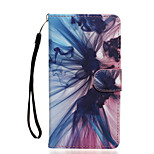 Phantom Pattern PU Leather Full Body Case with Stand for Wiko Fever