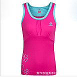Women's Tank Sport Breathable / Sweat-wicking / Soft Blue / Purple / Fuchsia  Yoga / Pilates / Fitness / Running