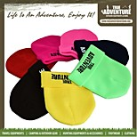 Camping Hiking Use Handmade Knitted Hat Assorted Colors