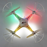 Others X300-1 dar 6 as 4-kanaals 2.4G RC Quadcopter Terugkeer via 1 toets / Headless-modus / 360 graden flip tijdens vlucht