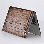 Wood Grain Design Matte Hard Full Body  Case Cover for Macbook Air 11