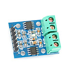 New N L9110S Dual CH DC Motor Driver Controller Board H-bridge Stepper for Arduino