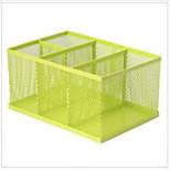 1PC Dazzle Colour Classic  Iron Multipurpose Desktop Box  Storage Box