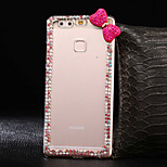 DIY Mei Red Bowknot Pattern PC Hard Case for Huawei Ascend P9/P9Lite/Honor 4X/5X/Honor6/7/P8/P8Lite/Y560/G8/G8Mini
