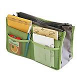 Packing OrganizerForTravel Storage / Toiletries Cotton Grey / Blue / Green / Pink / Burgundy / Orange 29x18x2