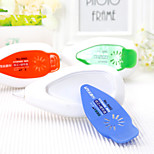 2PCS Creative Office Study And Office Supplies With Error Correction Tape(Style random)